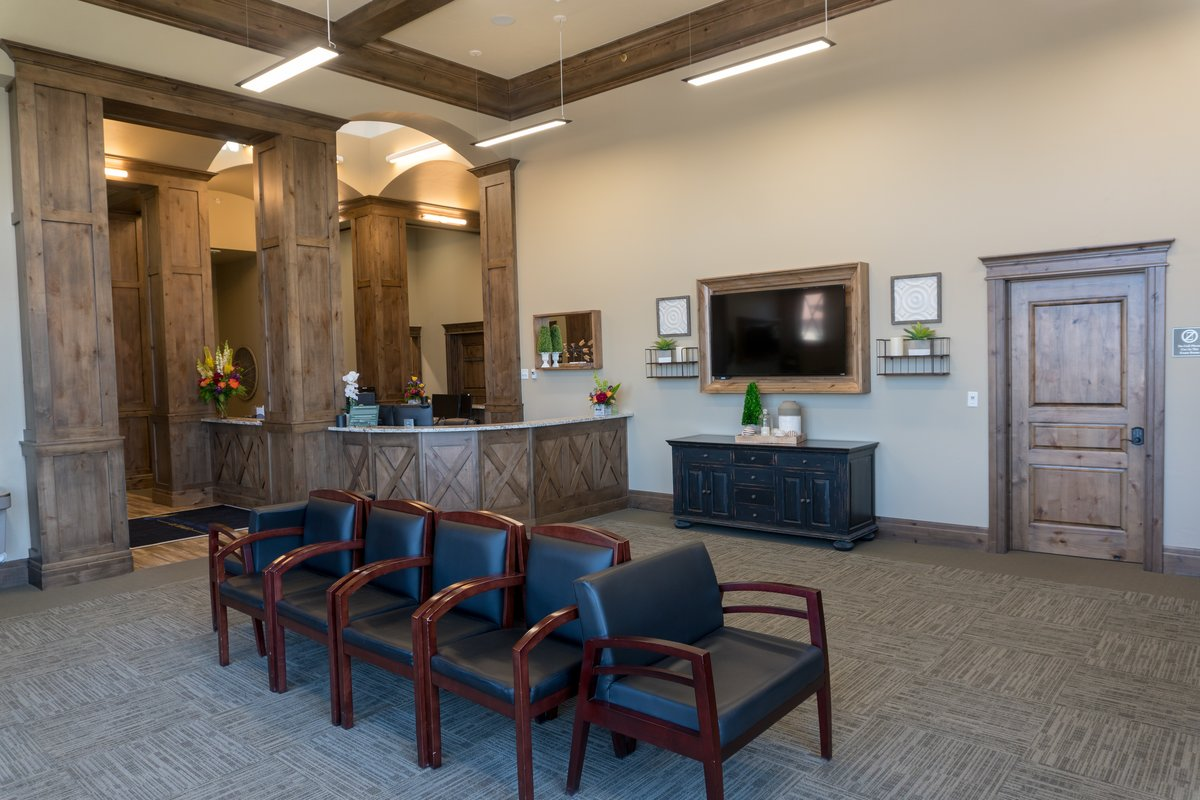 Waiting Room - pain management idaho falls